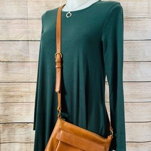 Long Sweat Dress with Pockets size Med S-15